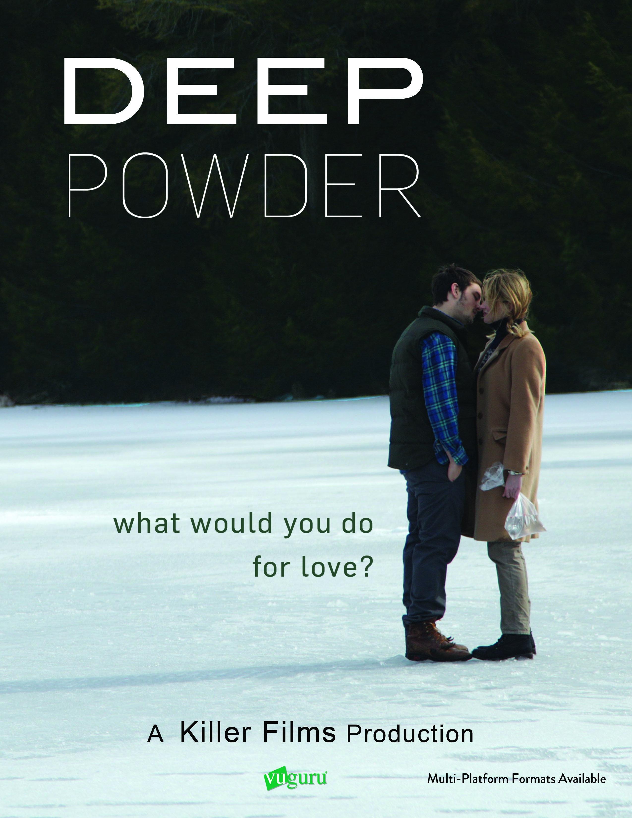 La locandina di Deep Powder