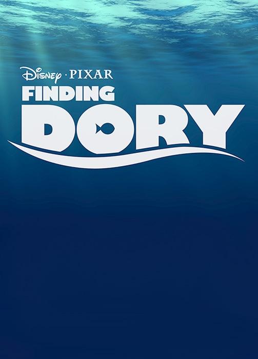 La locandina di Finding Dory
