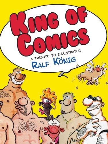 La locandina di King of Comics