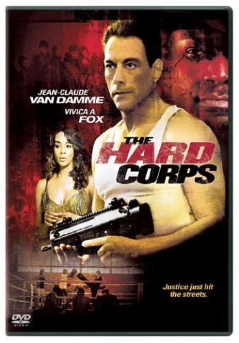 La locandina di The Hard Corps