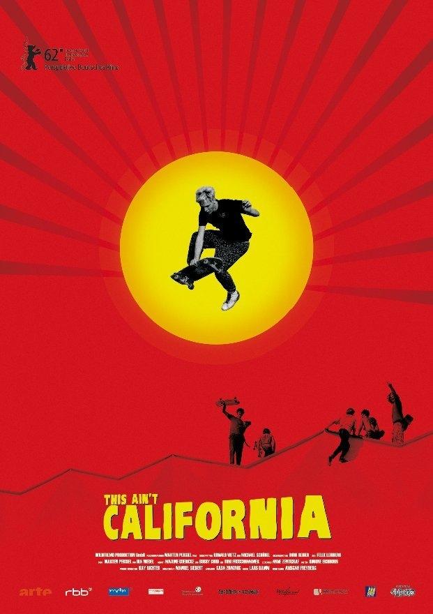 La locandina di This Ain't California