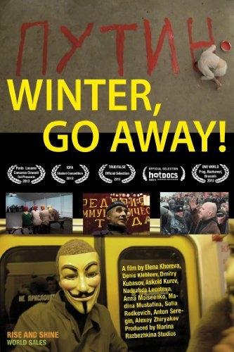 La locandina di Winter, Go Away!