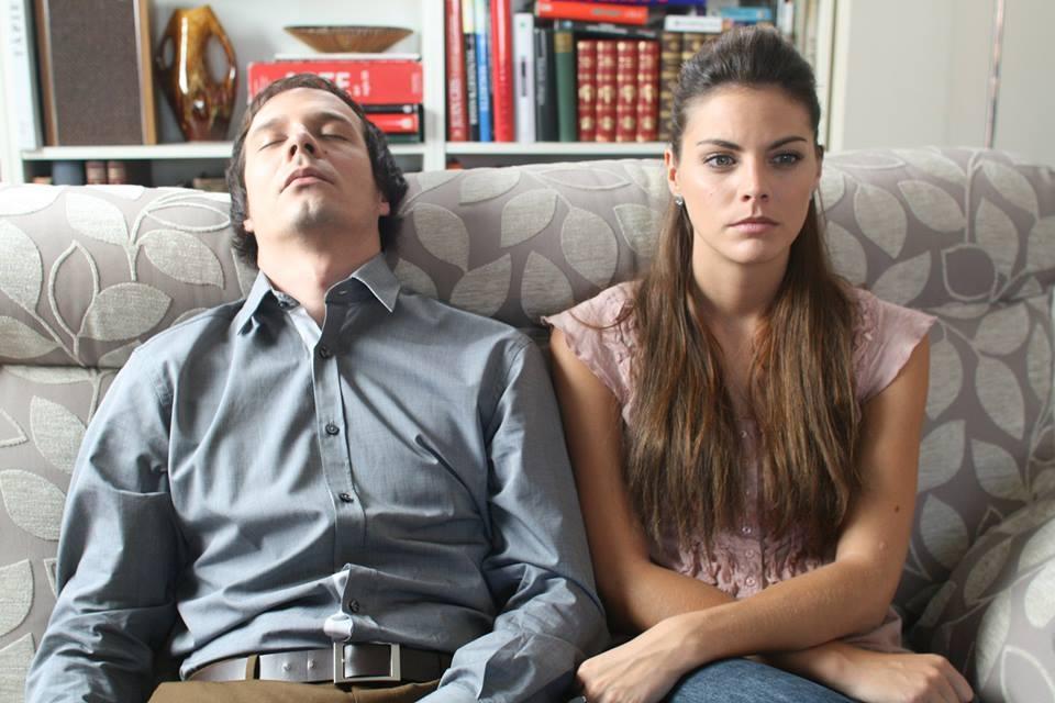 Sex - Una commedia sentimentalmente scorretta: Fele Martínez con Amaia Salamanca in una scena