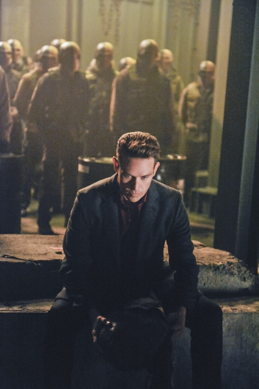 Arrow: Kevin Alejandro nell'episodio City of Blood della seconda stagione