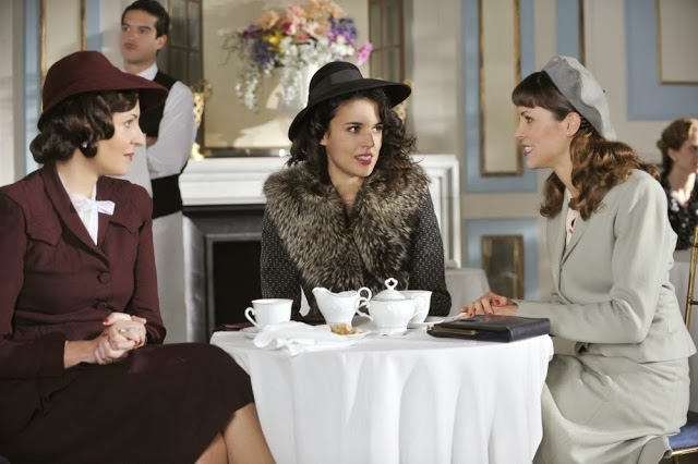 Il tempo del coraggio e dell'amore: una scena della prima stagione
