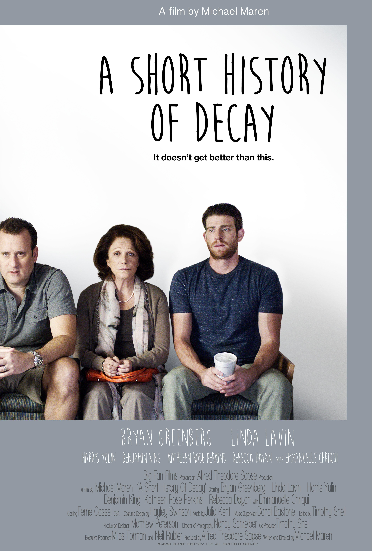 La locandina di A Short History of Decay