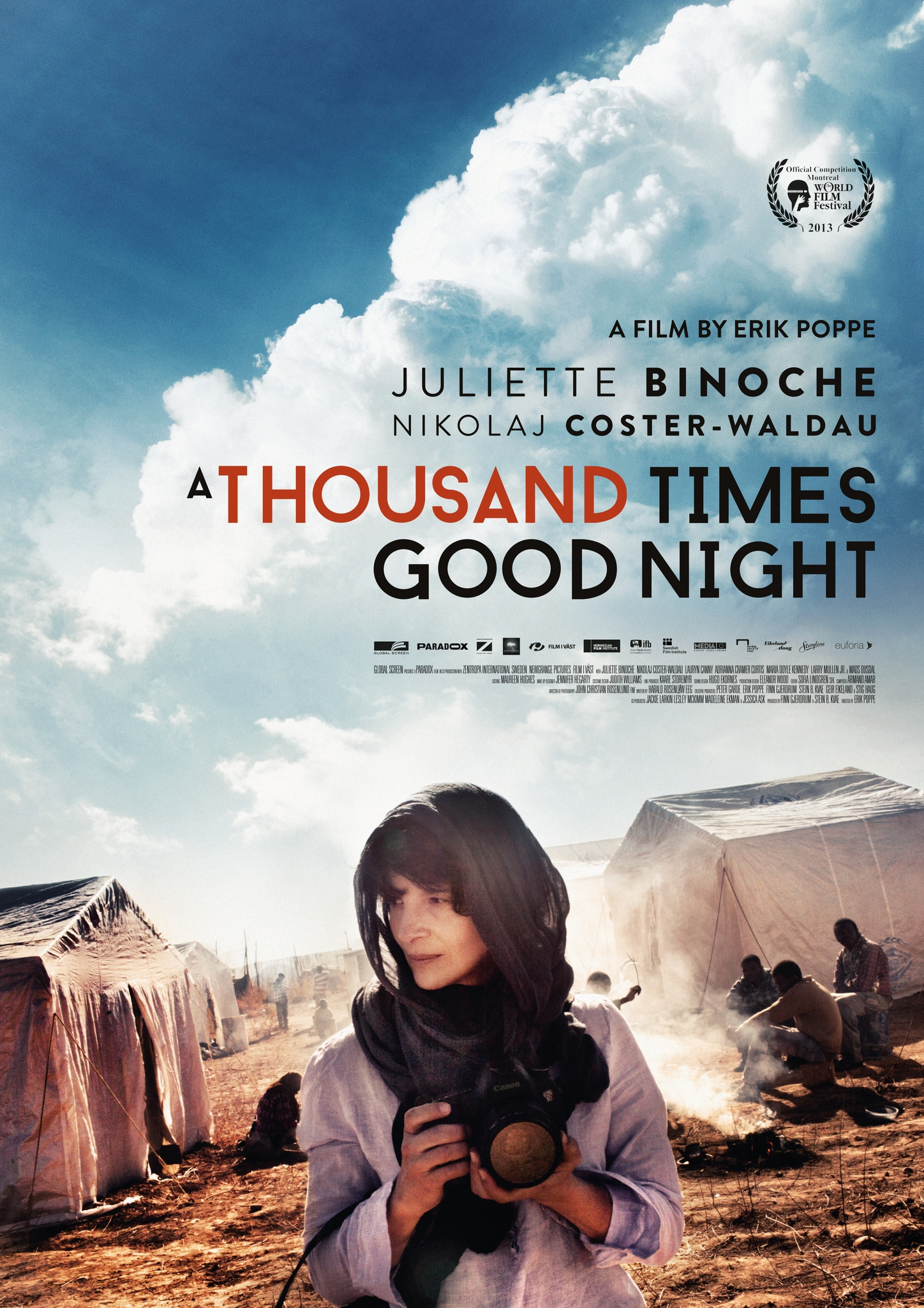 La locandina di A Thousand Times Good Night