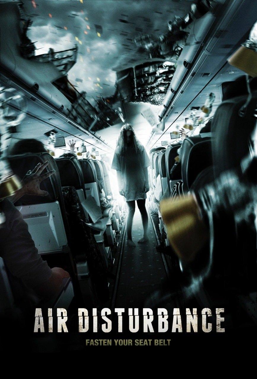 La locandina di Air Disturbance
