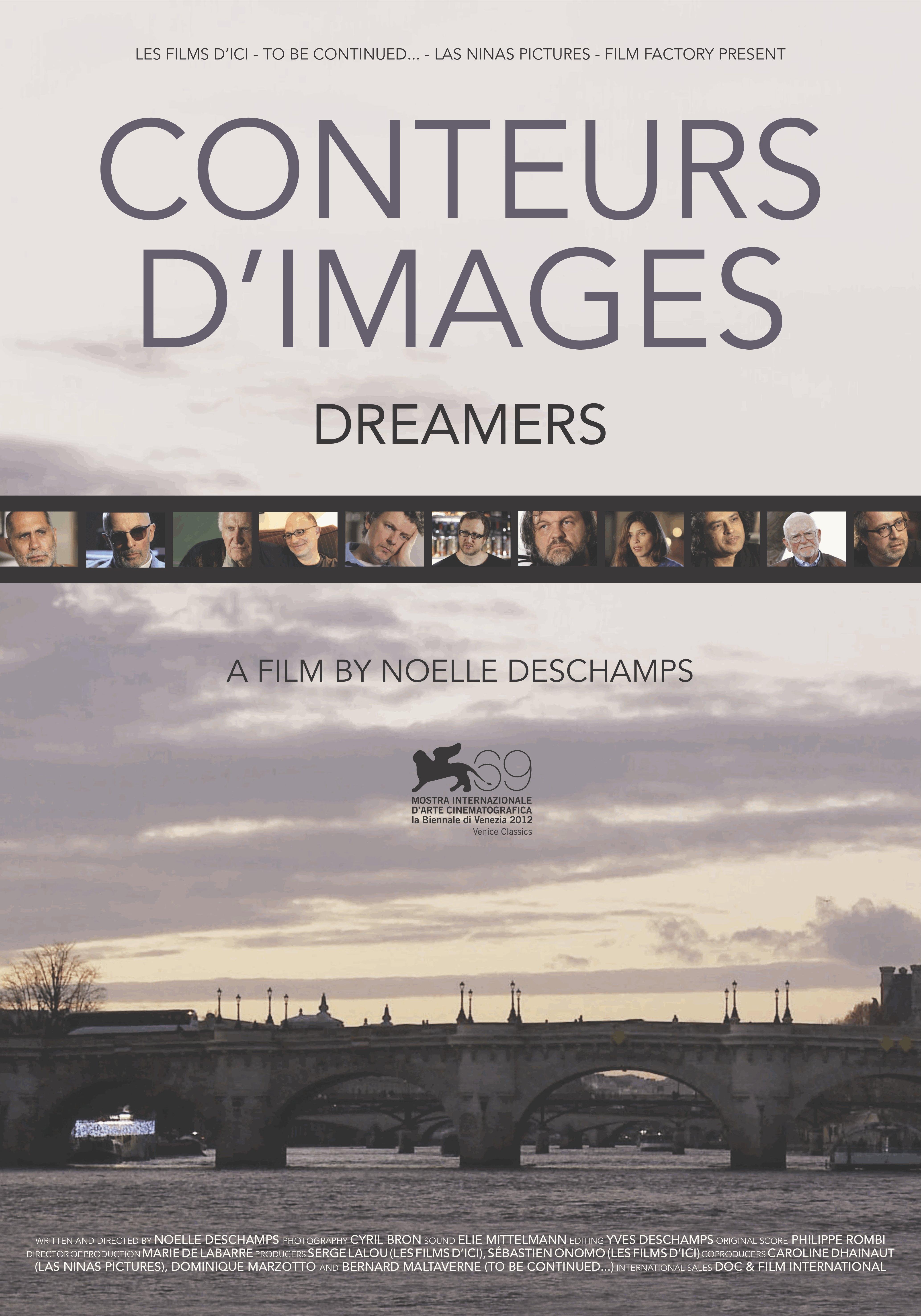 La locandina di Dreamers
