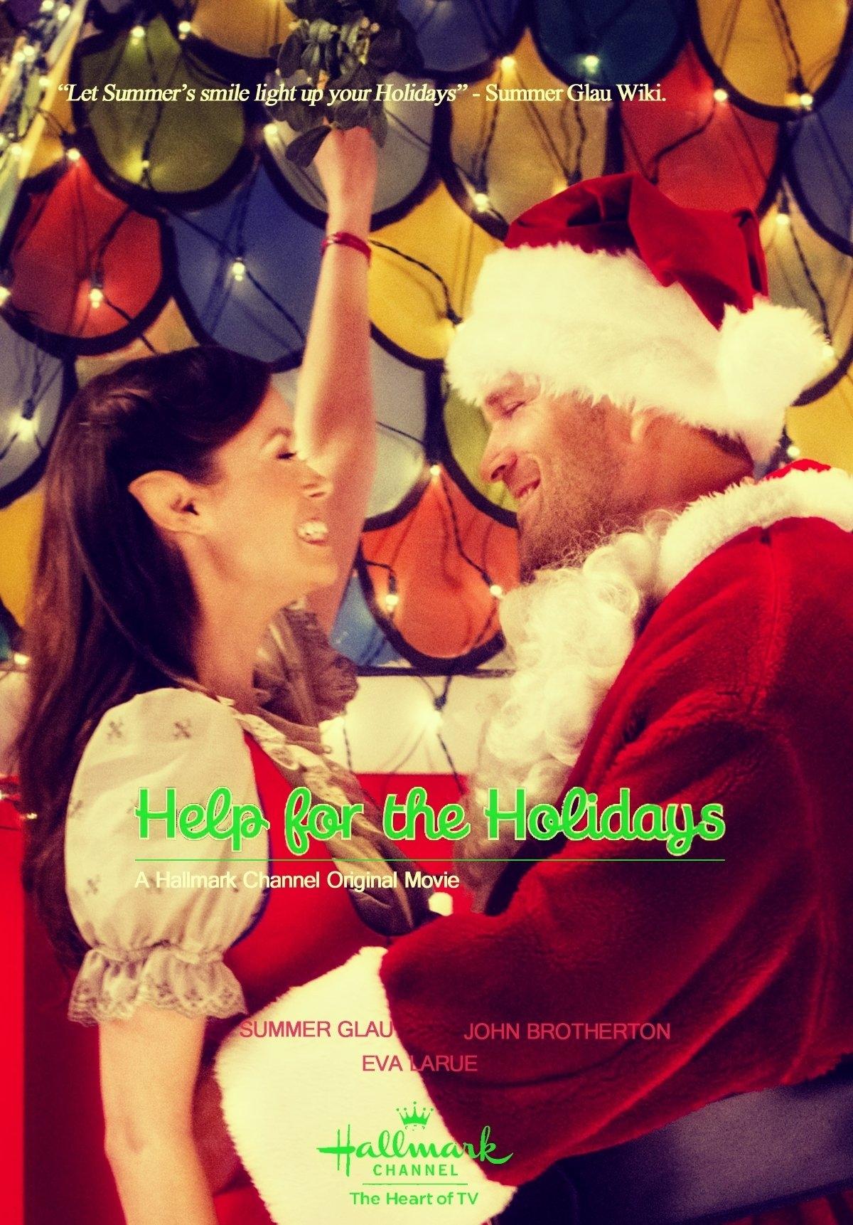 La locandina di Help for the Holidays