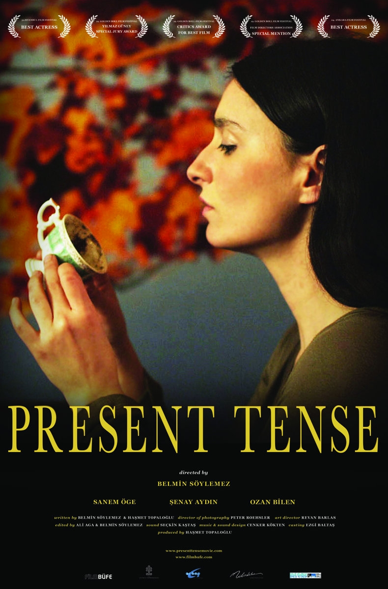 La locandina di Present Tense