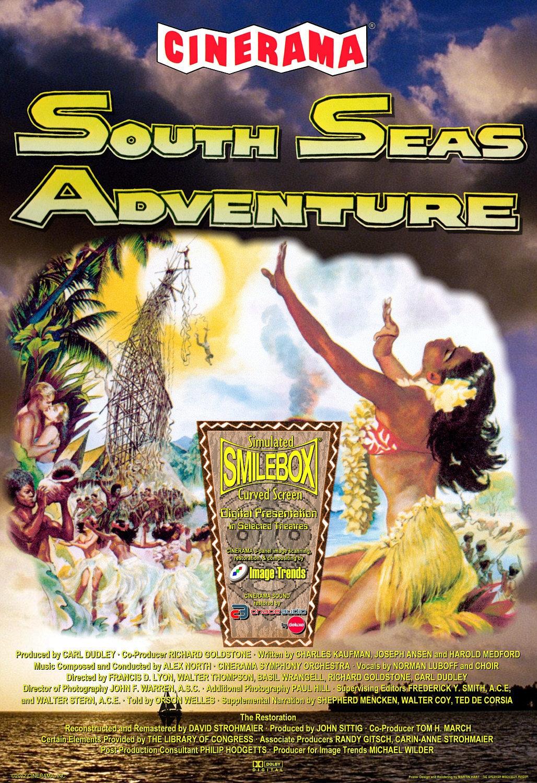 La locandina di South Seas Adventure