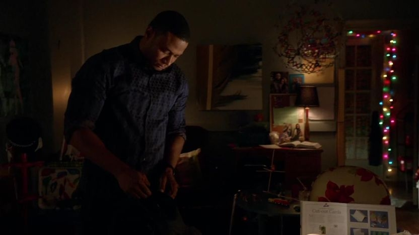 Arrow: David Ramsey nell'episodio Conti in sospeso, prima stagione