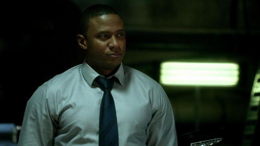 Arrow: David Ramsey nell'episodio L'ultima vittima, prima stagione