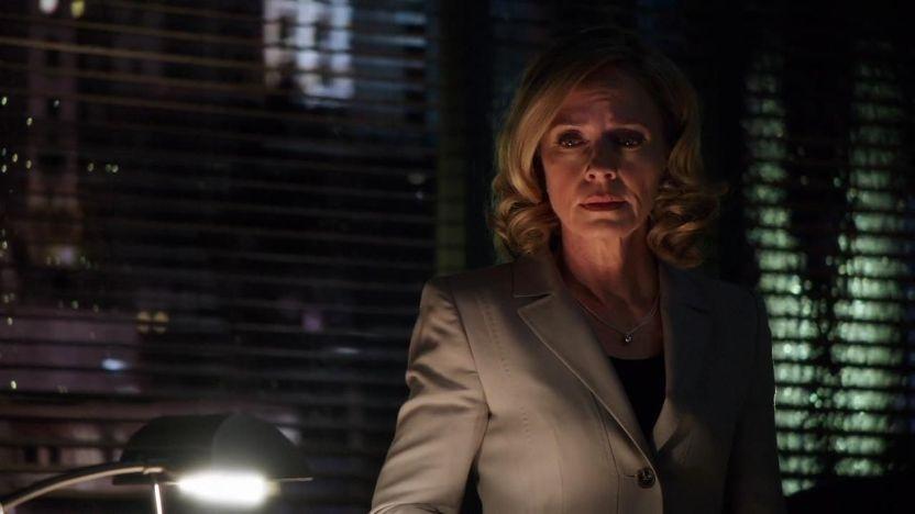 Arrow: Susanna Thompson nell'episodio L'ultima vittima, della prima stagione