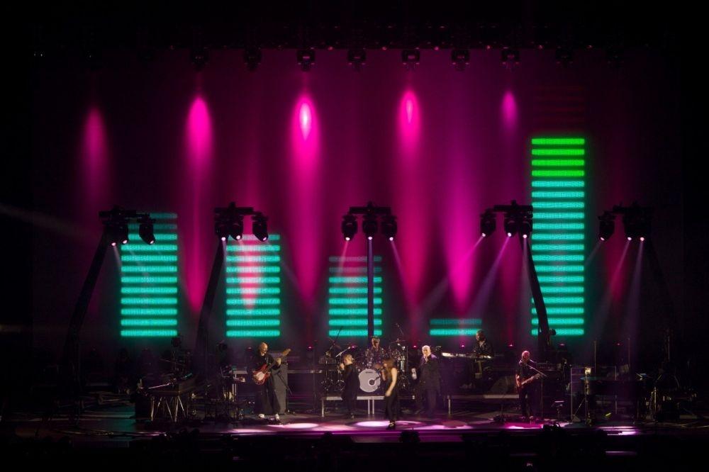 Back To Front - Peter Gabriel Live in London: un'immagine del film-concerto di Peter Gabriel