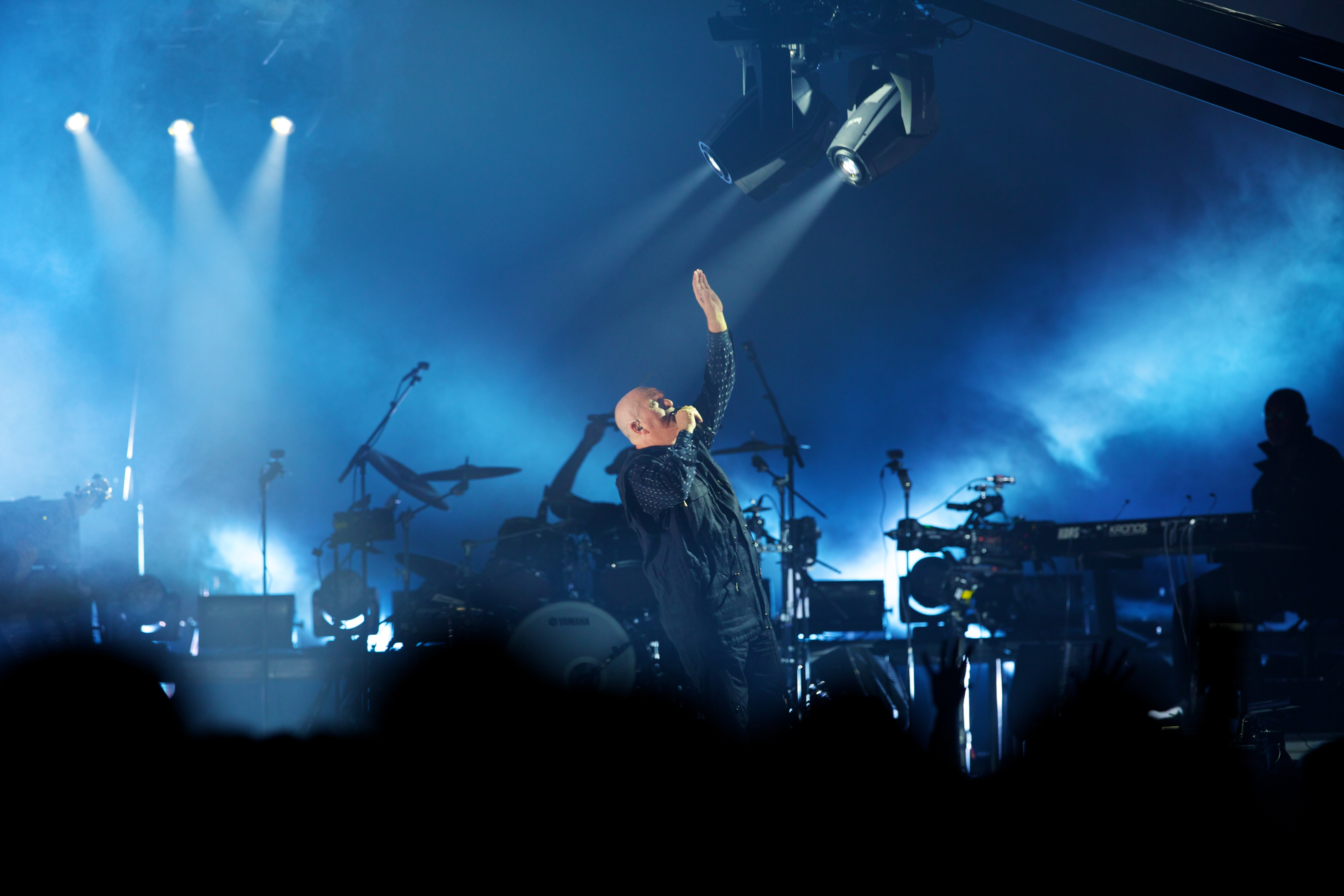 Back To Front - Peter Gabriel Live in London: un'immagine tratta dal film-concerto