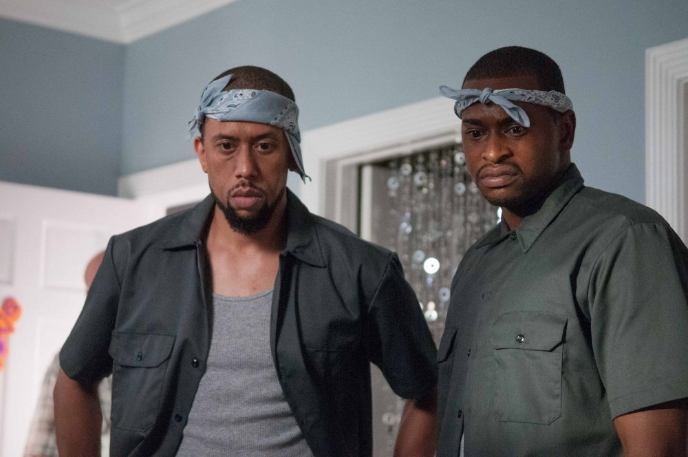 Ghost Movie 2 - Questa volta è guerra: Marlon Wayans e Affion Crockett in una scena