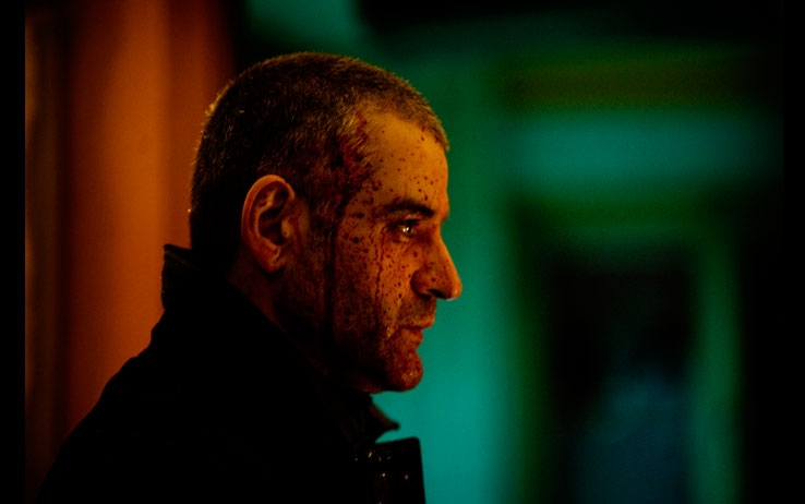 Gomorra - La serie: Fortunato Cerlino in una scena