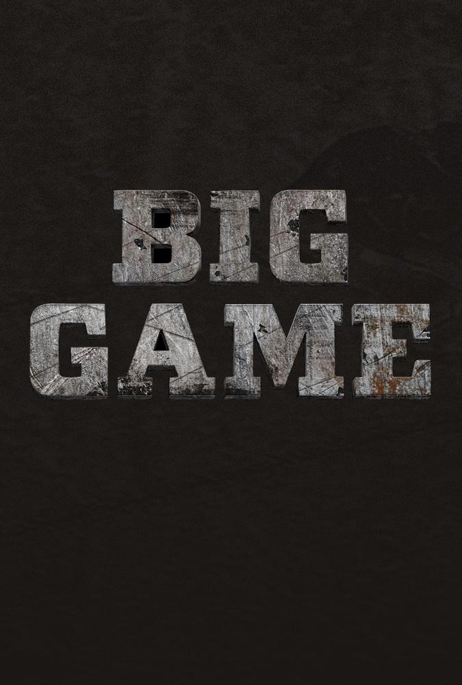 La locandina di Big Game