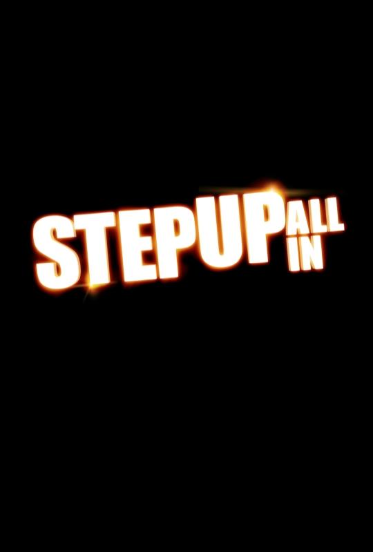 La locandina di Step Up: All In