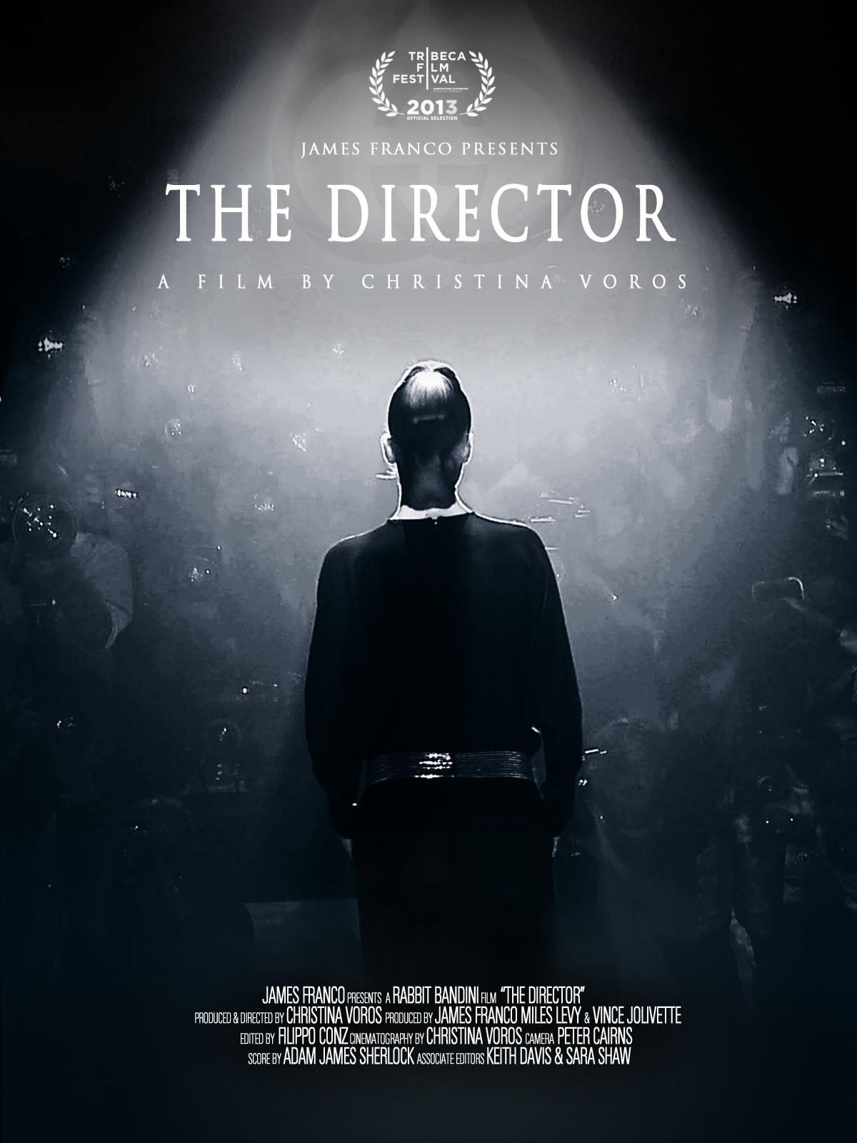La locandina di The Director: An Evolution in Three Acts