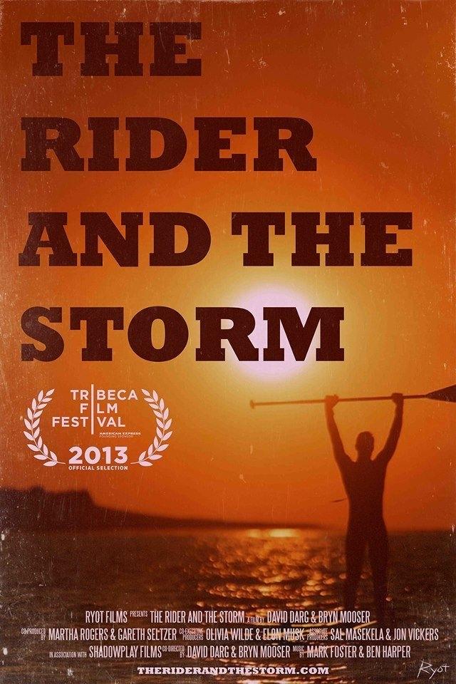 La locandina di The Rider and The Storm