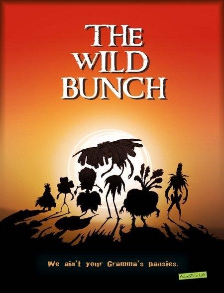 La locandina di The Wild Bunch