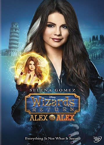 La locandina di The Wizards Return: Alex vs. Alex