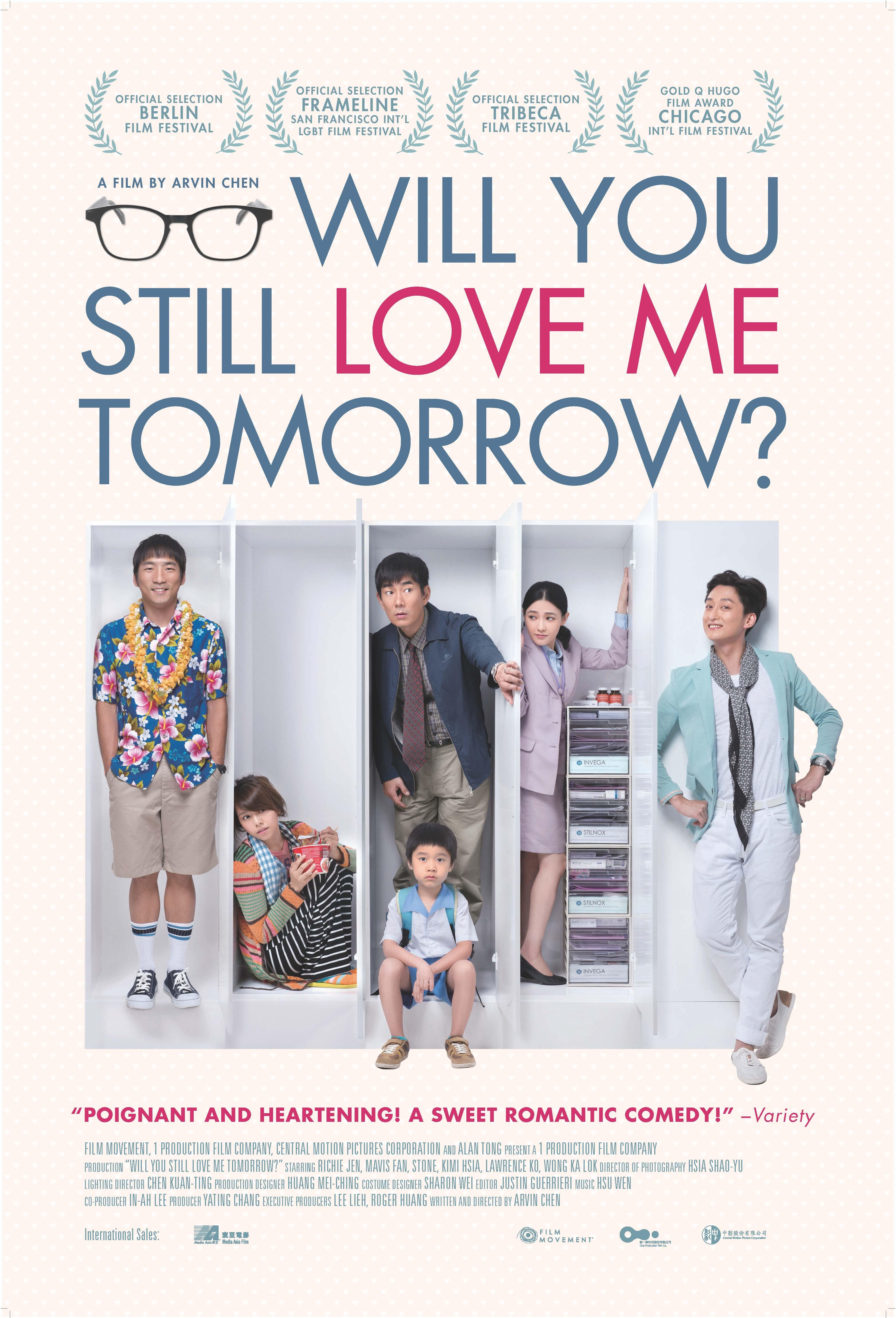 La locandina di Will You Still Love Me Tomorrow?
