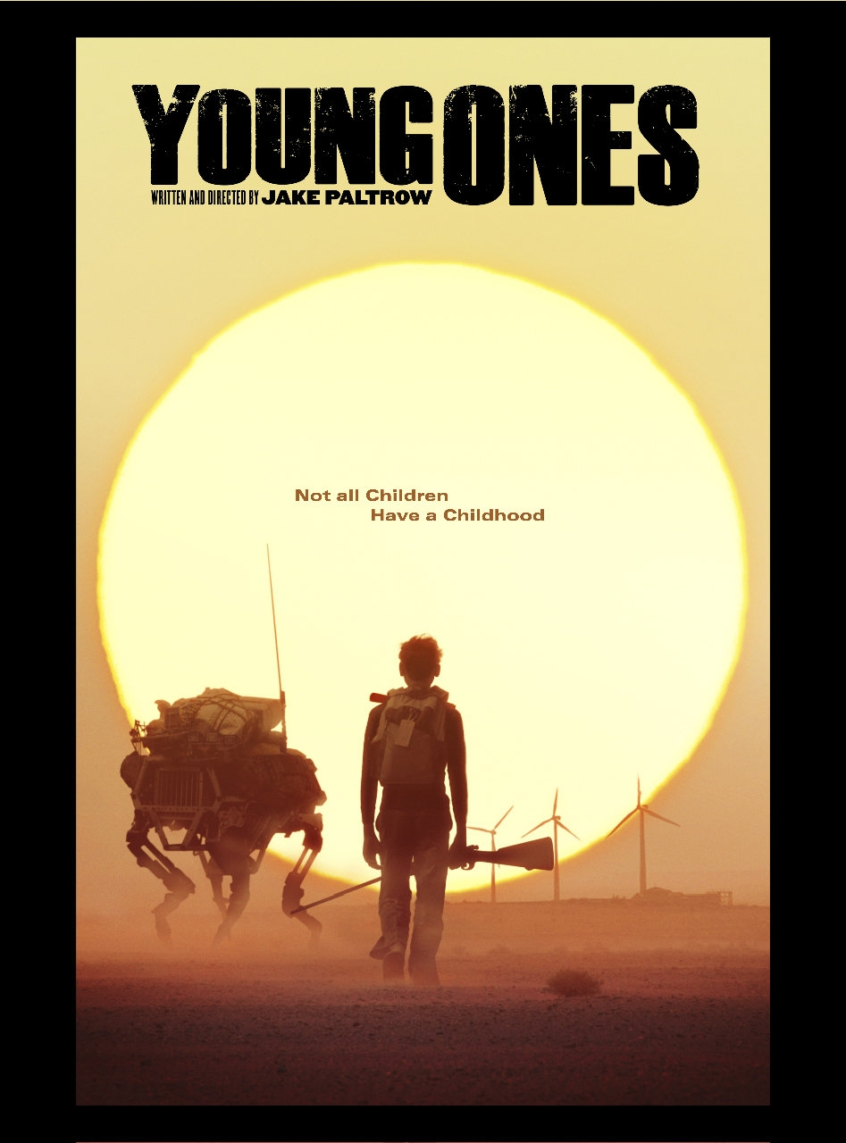 La locandina di Young Ones