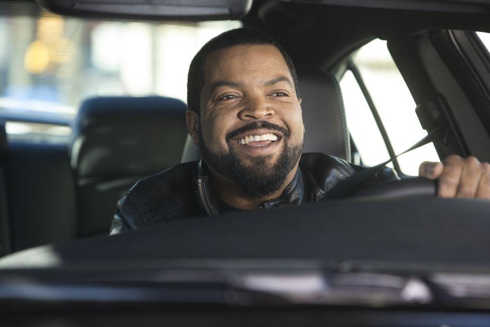 Poliziotto in prova: Ice Cube in una scena nei panni di James Payton
