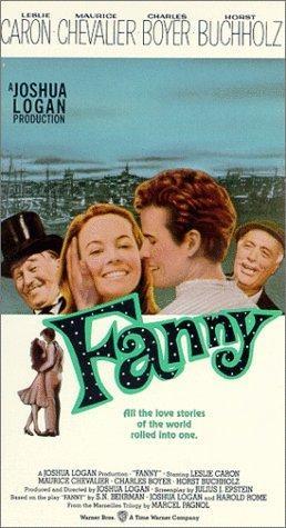 La locandina di Fanny