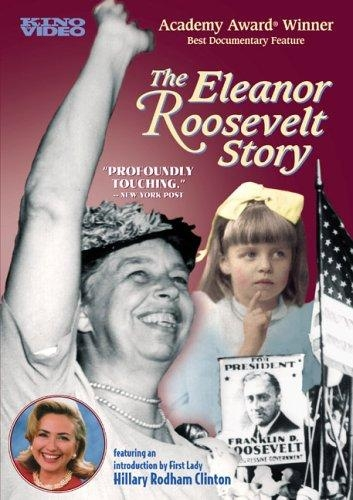 La locandina di The Eleanor Roosevelt Story