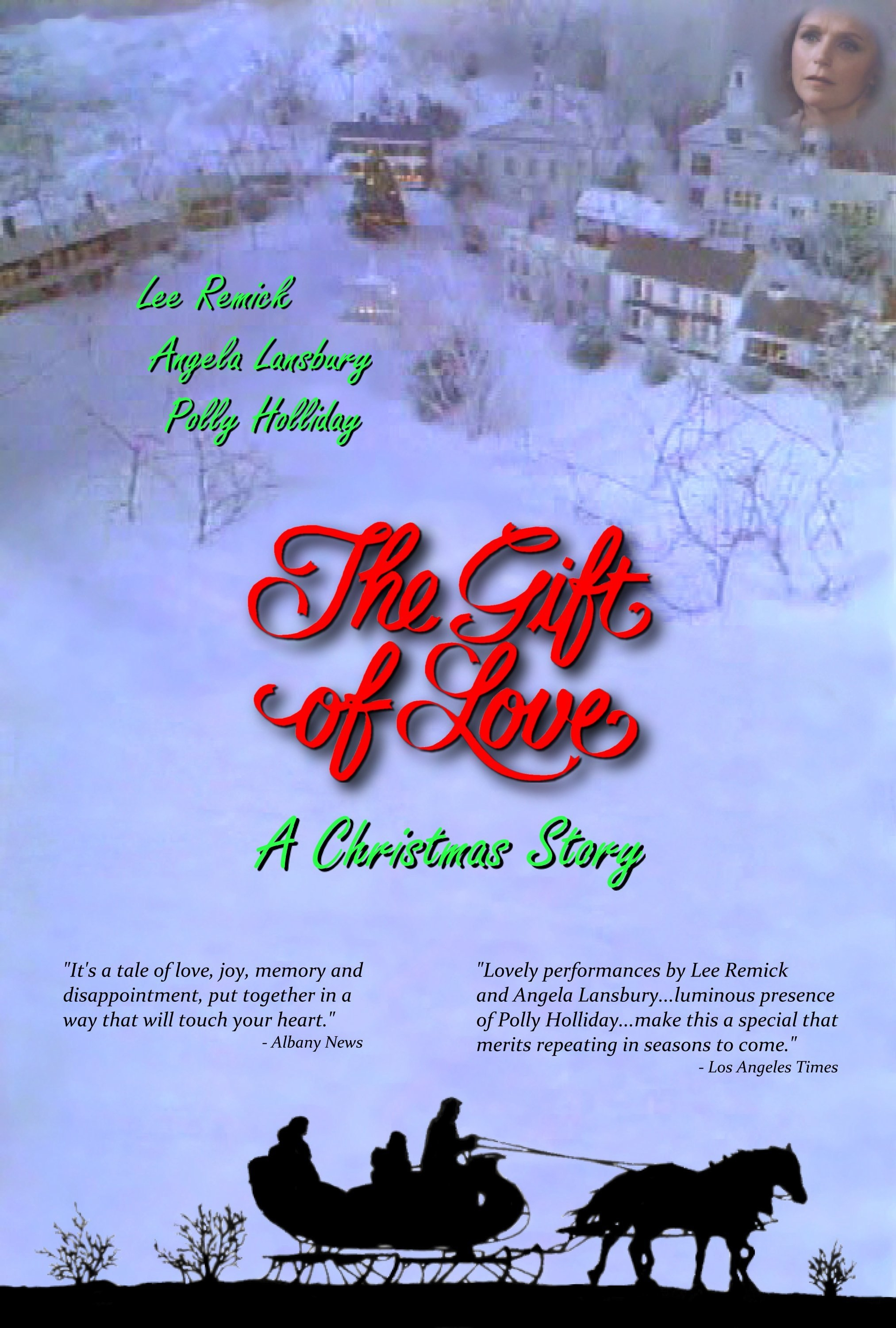 La locandina di The Gift of Love: A Christmas Story