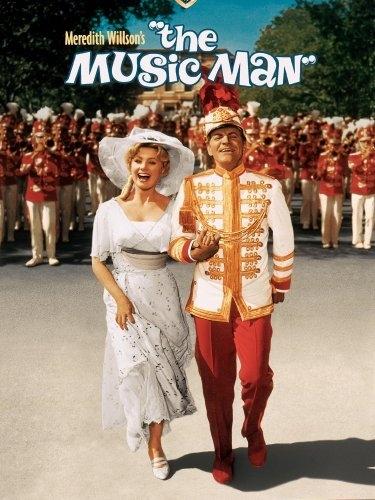 La locandina di The Music Man