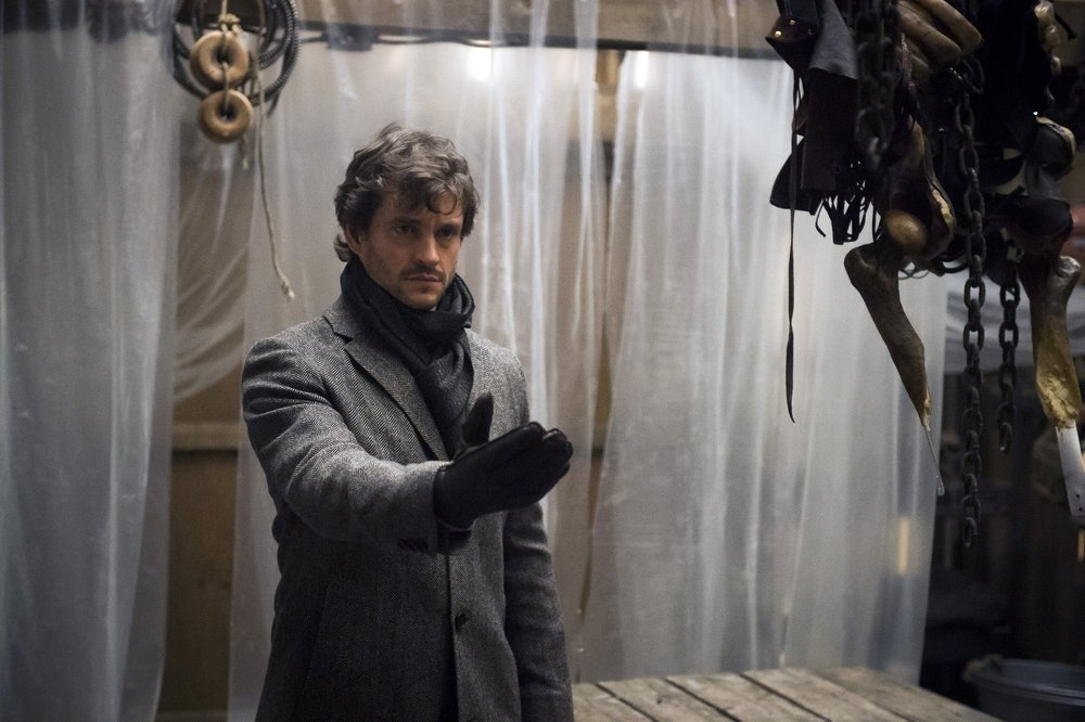 Hannibal: Hugh Dancy nell'episodio Naka-Choko