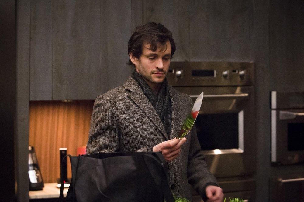 Hannibal: Hugh Dancy nell'episodio Naka-Choko della seconda stagione
