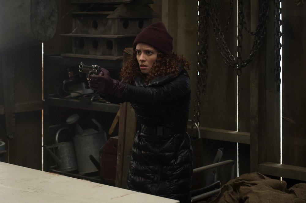 Hannibal: Lara Jean Chorostecki in un momento dell'episodio Naka-Choko, della seconda stagione