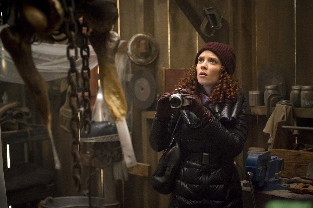 Hannibal: Lara Jean Chorostecki in una scena dell'episodio Naka-Choko, seconda stagione