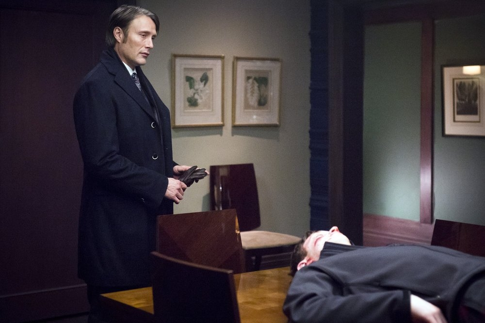 Hannibal: Mads Mikkelsen nell'episodio Naka-Choko