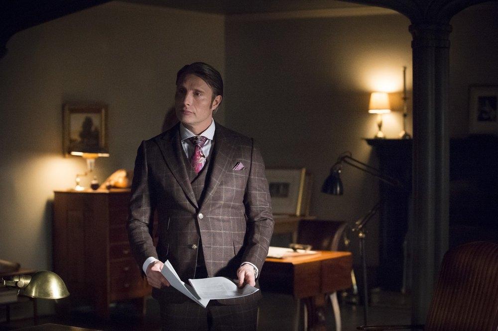 Hannibal: Mads Mikkelsen nell'episodio Naka-Choko, della seconda stagione