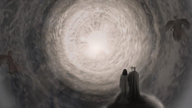 Il Mistero di Dante, regia di Louis Nero - un'immagine del film