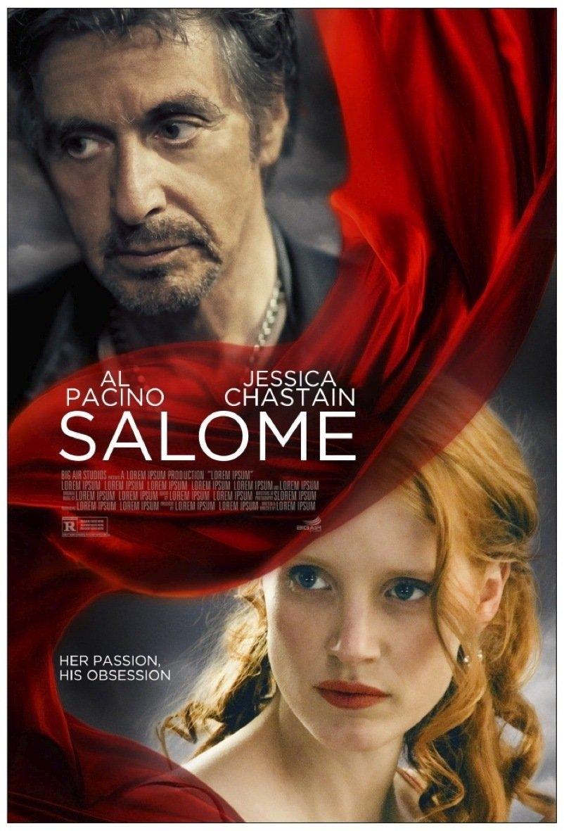 La locandina di Salomé