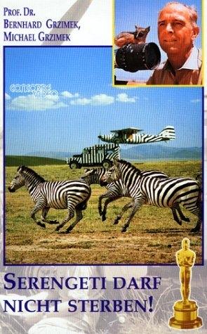 La locandina di Serengeti non morirà