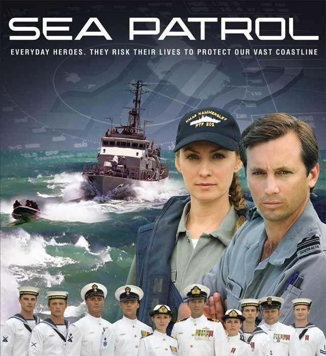 Una immagine promo di Sea Patrol