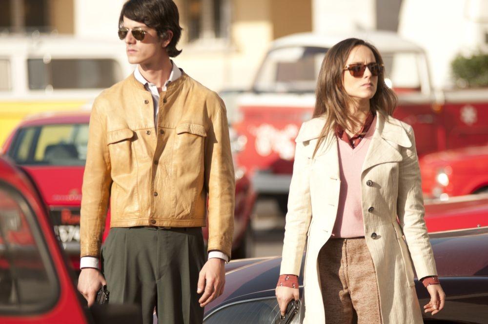 Bologna 2 Agosto... i giorni della collera: Lorenzo De Angelis e Tatiana Luter in una scena del film