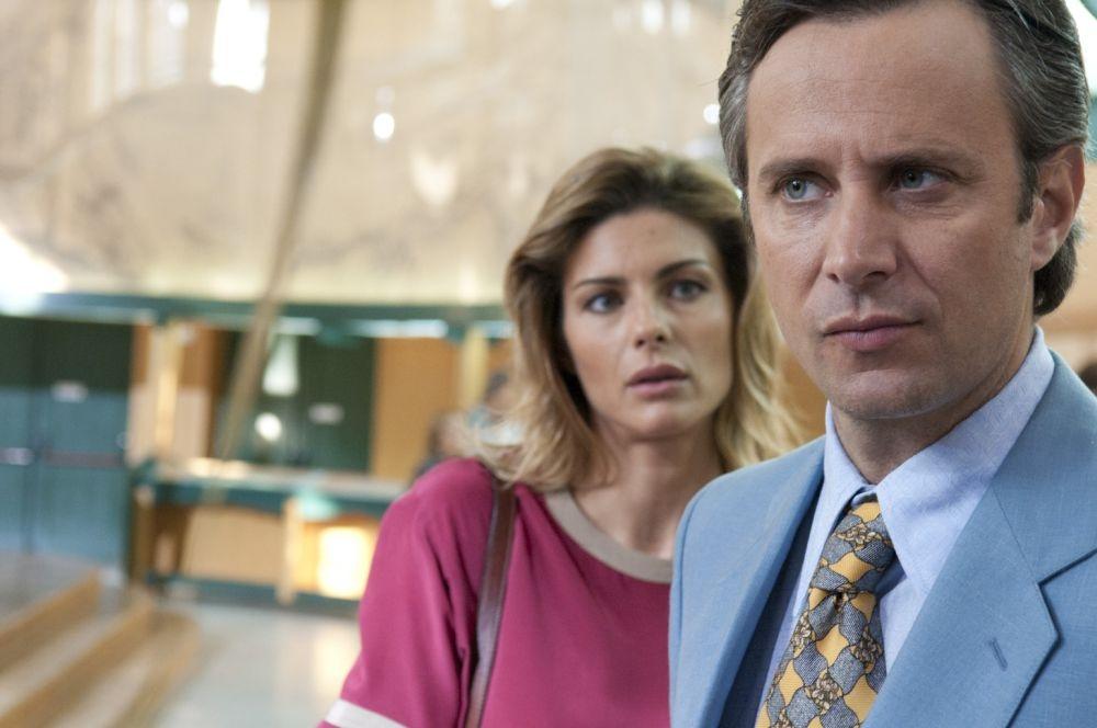 Bologna 2 Agosto... i giorni della collera: Martina Colombari in una scena del film