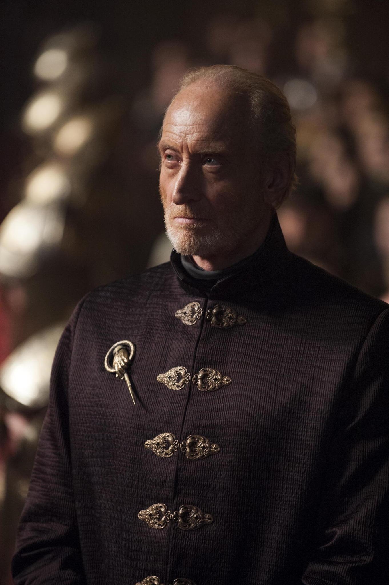 Il trono di spade: Charles Dance nell'episodio First of His Name, quarta stagione