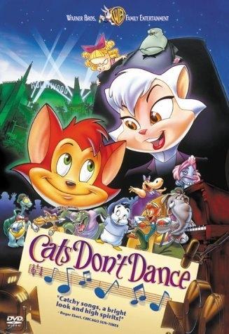 La locandina di Cats Don't Dance